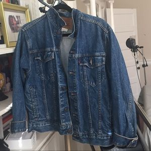 Levi's denim jacket (childrens)